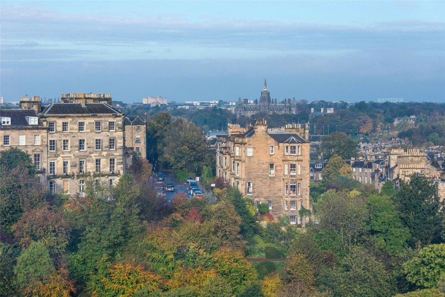 Image 18 Of Ainslie Place Edinburgh Midlothian EH3
