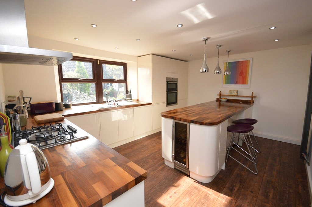 property for sale in Horsforth, interior fitted kitchen
