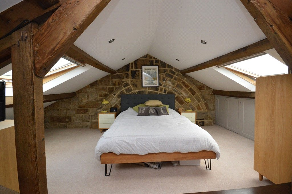 property for sale in Horsforth, interior bedroom