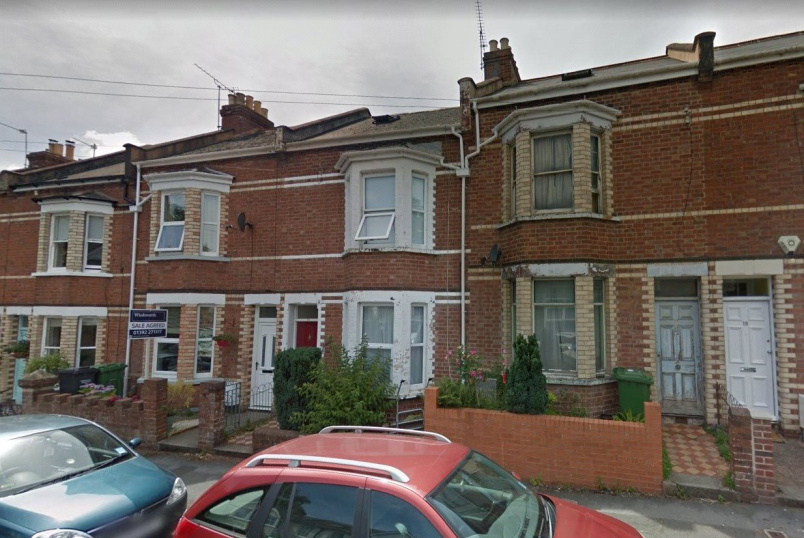 House to rent in Exeter - Church Terrace, Exeter, Devon, EX2