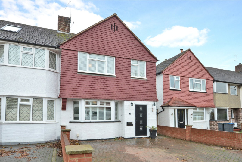 House to rent in Worcester Park - Pembury Avenue, Worcester Park, KT4