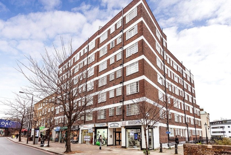 Flat/apartment for sale in Kentish Town - Highstone Mansions, 84 Camden Road, London, NW1