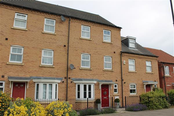 House to rent in Newark - Hedge Lane, Witham St Hughs, LN6