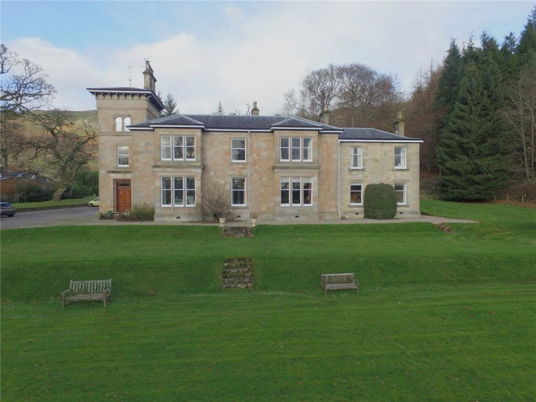 Image 1 of Ballagan House, Strathblane, G63