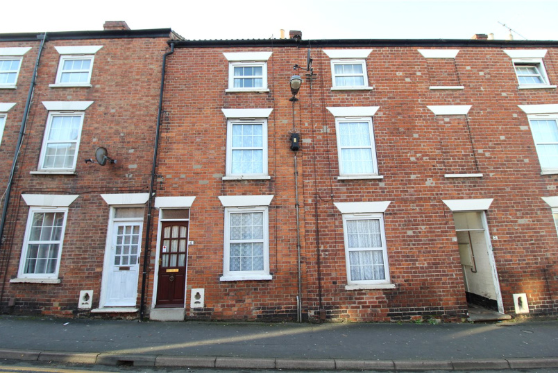 House for sale in Grantham - Commercial Road, Grantham, NG31