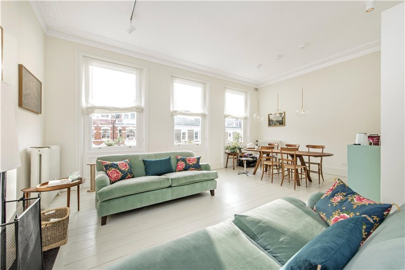 to rent in South Kensington - Bramham Gardens, London, SW5