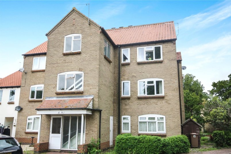 Flat/apartment for sale in Sleaford - Old Place, Sleaford, Lincolnshire, NG34