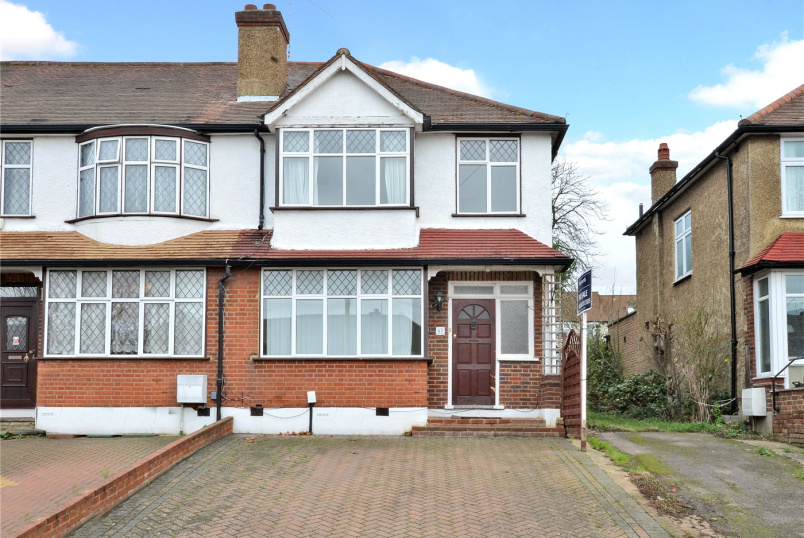 House for sale in Worcester Park - Braemar Road, Worcester Park, KT4