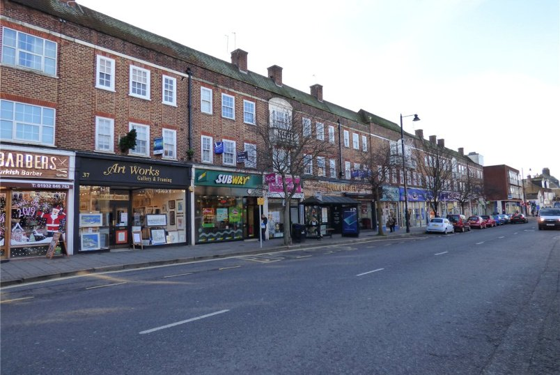 Flat/apartment for sale in Weybridge - High Street, Weybridge, Surrey, KT13