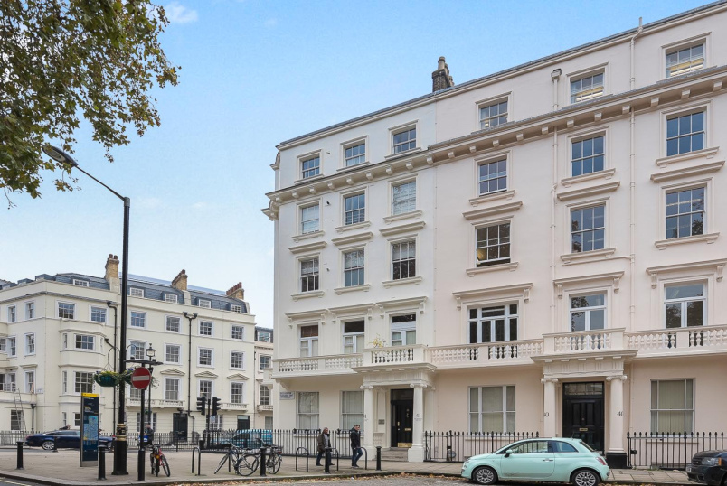 Apartment for sale in Pimlico and Westminster - ECCLESTON SQUARE, SW1V