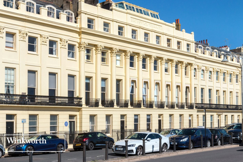 Flat/apartment for sale in Brighton & Hove - Brunswick Terrace, Hove, BN3