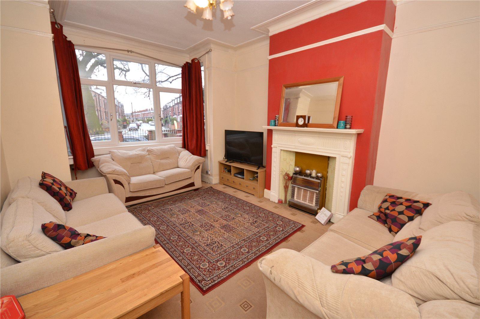 property for sale in Beeston, interior reception room