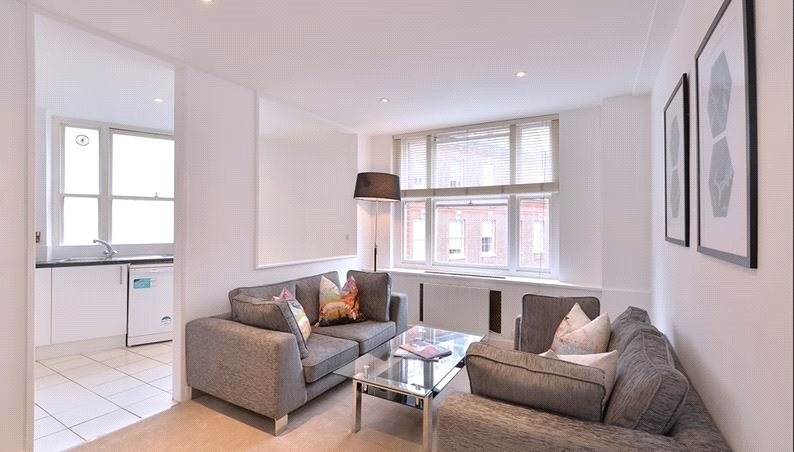 Flat/apartment to rent in Paddington & Bayswater - Hill Street, London, W1J