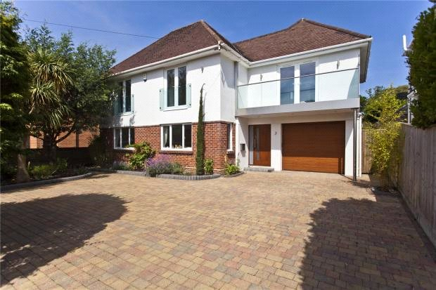 House for sale in Poole - Brownsea View Avenue, Lilliput, Poole, BH14