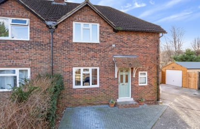 A beautifully presented family home in a popular location