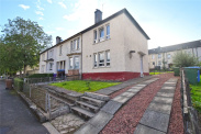View of Boydstone Place, Thornliebank, Glasgow, G46