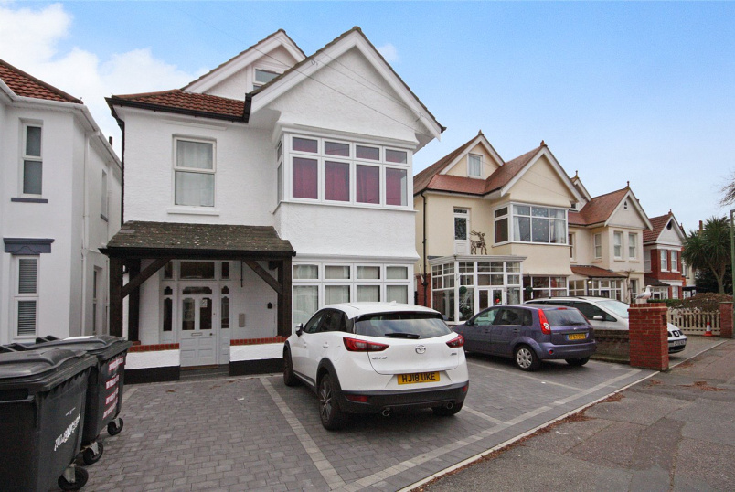 Flat/apartment to rent in Southbourne - Chestnut Avenue, Southbourne, Dorset, BH6