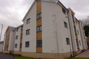 View of Telford Court, Dumfries, DG1