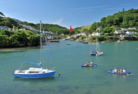 Langdale, Foundry Lane, Noss Mayo, PL8