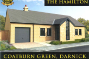 View of Plot 11 & 15, The Hamilton, Coatburn Green