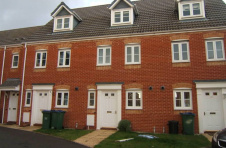 Sannders Crescent, Tipton, Tipton, West Midlands, DY4