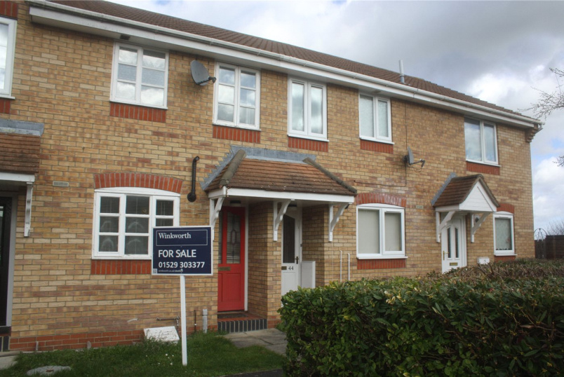 House for sale in Sleaford - Linnet Way, Sleaford, Lincolnshire, NG34