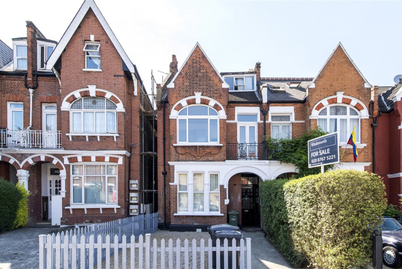Flat/apartment to rent in Streatham - Stanthorpe Road, London, SW16