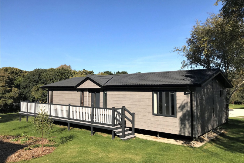 Bungalow for sale in  - Dane Park, Shorefield, Milford On Sea, SO41