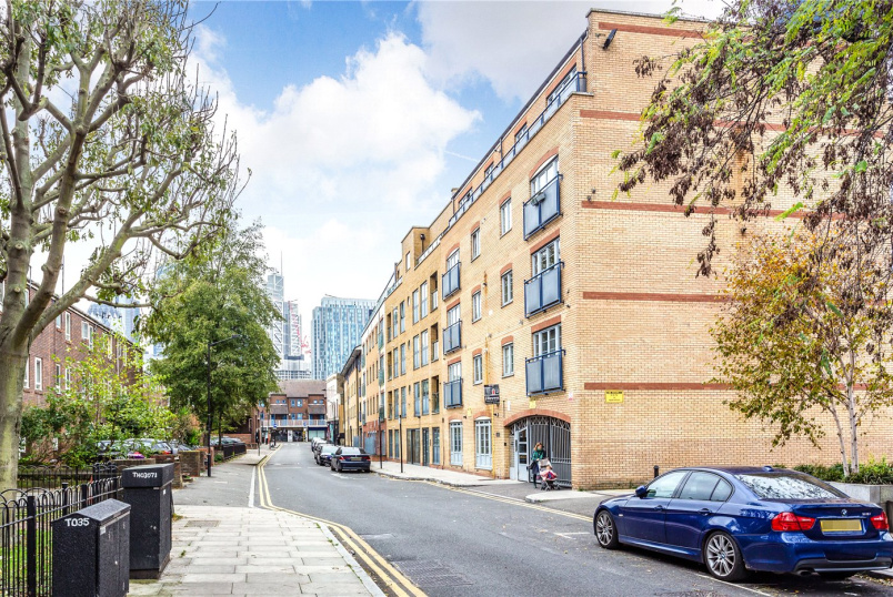 Flat/apartment for sale in Shoreditch - Hudson Building, 11 Chicksand Street, London, E1