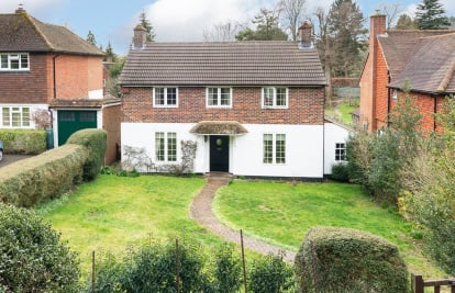 Wonderful family home with potential to extend STPP