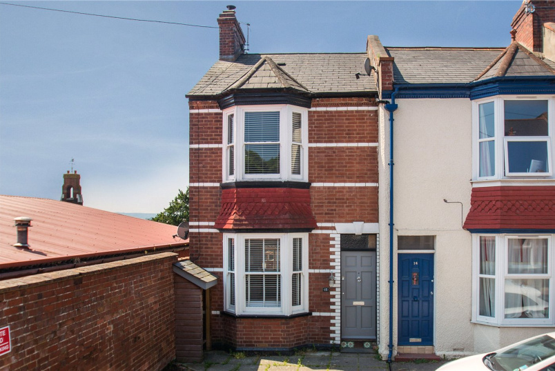 House for sale in Exeter - Kimberley Road, Exeter, Devon, EX2