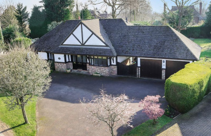 Hurtmore Chase, Godalming - 0.3 Acre Plot!