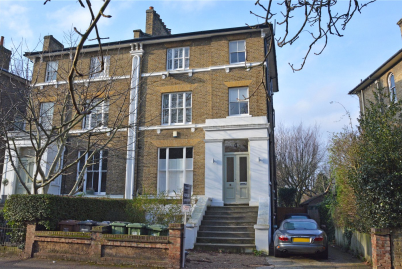 Flat/apartment for sale in Blackheath - Belmont Grove, Lewisham, SE13