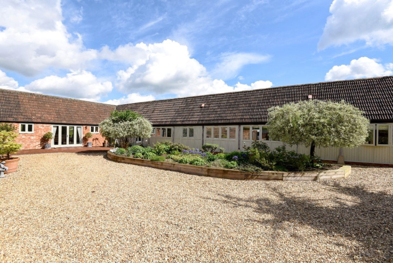Barn conversion for sale in  - High Penn, Calne, Wiltshire, SN11