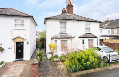 A characterful home within walking distance of everthing Dorking offers