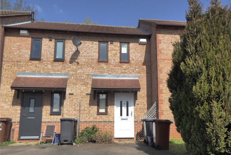 House to rent in Northampton - Lindisfarne Way, East Hunsbury, NN4