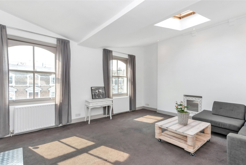 Flat/apartment to rent in North Kensington - Ladbroke Grove, London, W10