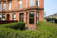 View of Churchill Drive, Broomhill, Glasgow, G11