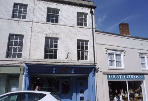 Sidmouth Street, Devizes, Wiltshire