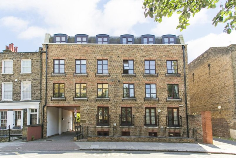 Flat/apartment for sale in Shoreditch - Bluegate Mews, 228 Cable Street, E1