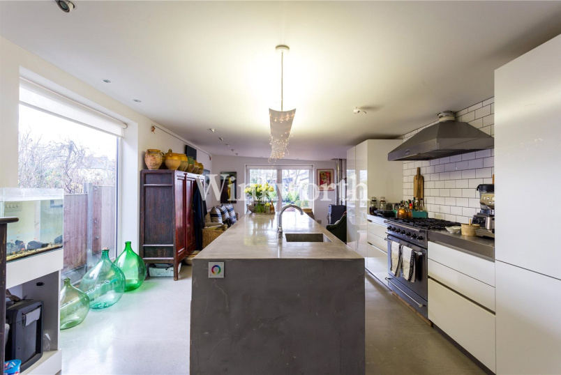 House for sale in Harringay - Whittington Road, London, N22