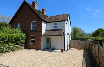 A beautifully presented semi-detached three bedroom family home