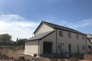View of Plot 1, Cornhill Road, Tweedmouth