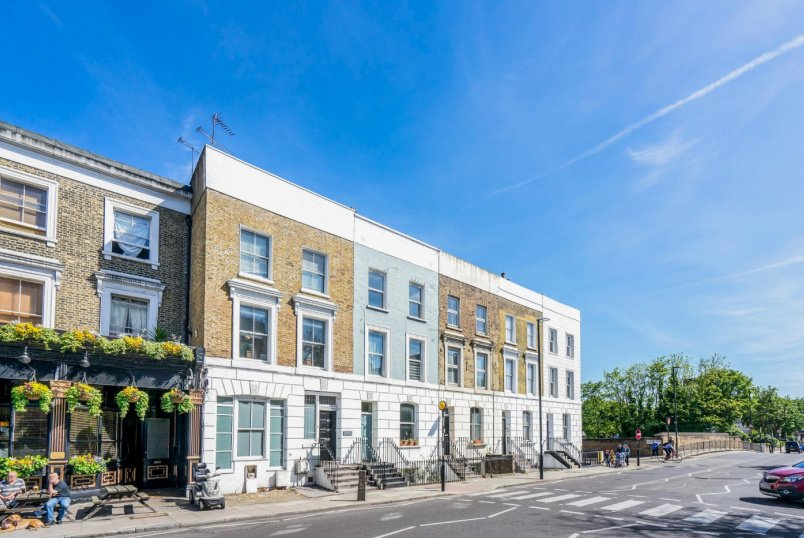 to rent in Highbury - Newington Green Road, London, N1
