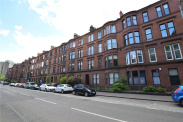View of Highburgh Road, Hyndland, Glasgow, G12