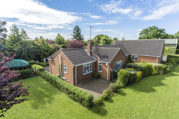 Bungalow for sale in Bourne - North Road, Gedney Hill, Spalding, PE12