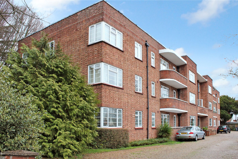 Flat/apartment for sale in Poringland - Richmond Court, Thorpe St Andrew, Norwich, NR7