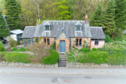 View of Lochard Road, Aberfoyle, Stirlingshire, FK8