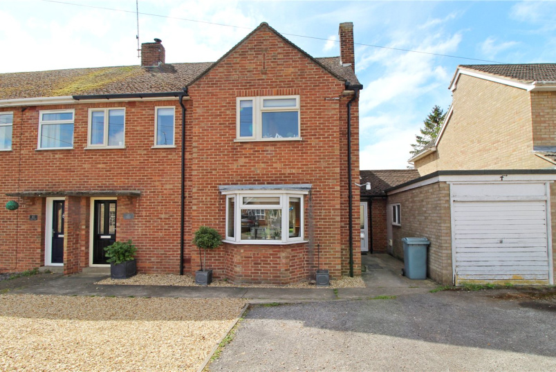 for sale in Market Deeping - Church Street, Deeping St. James, Peterborough, PE6