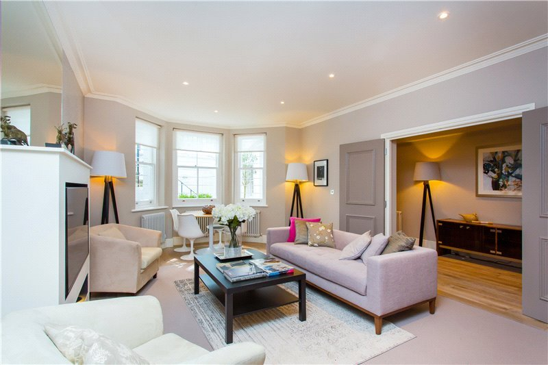 Flat/apartment for sale in South Kensington - Courtfield Gardens, London, SW5